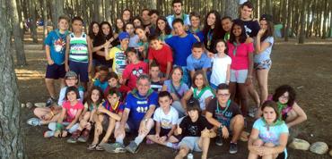 Club Javier y campamentos