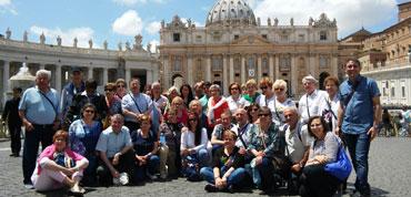 Peregrinaciones y excursiones