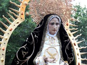 Fiesta de la Virgen de la Soledad